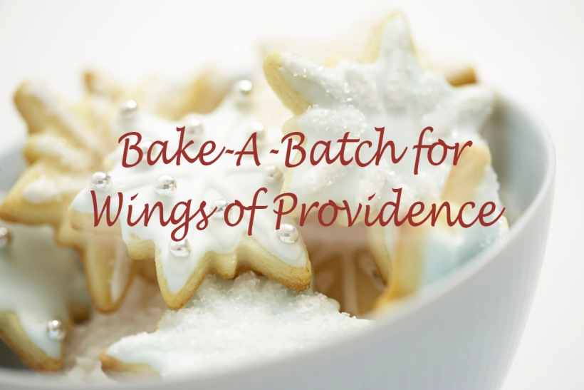 Bake A Batch for Wings of Providence